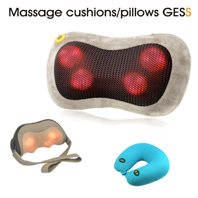 Massage cushions-pillows