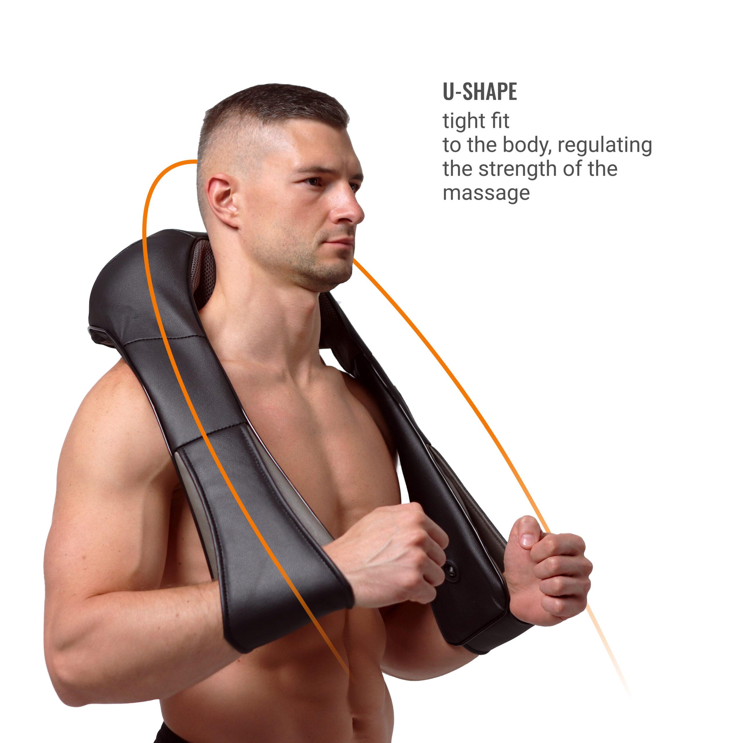 Neck Massage Belt
