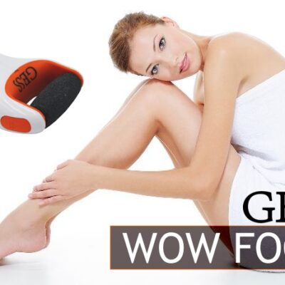 Smooth feet skin care