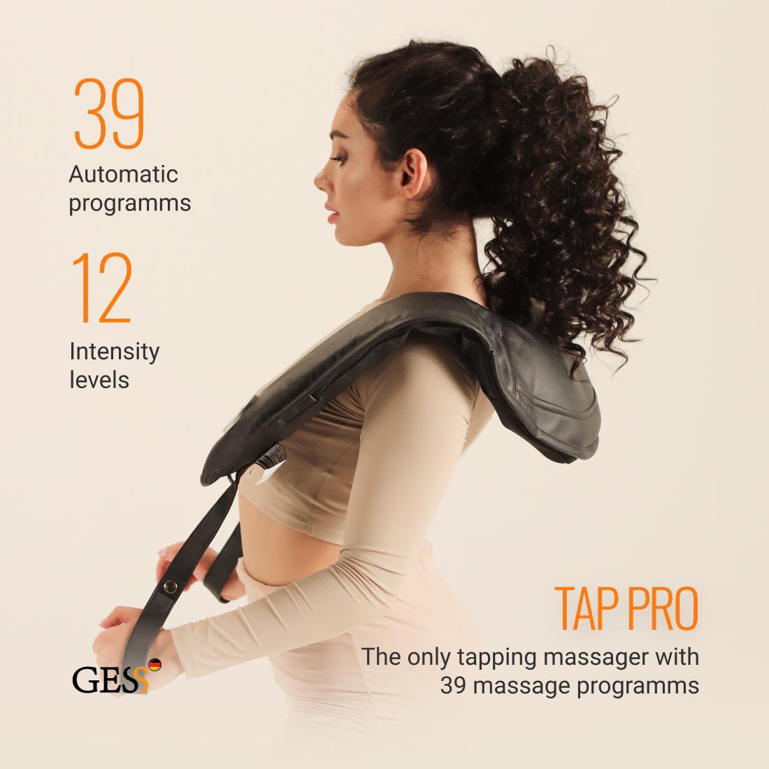 power tapping knocking massage