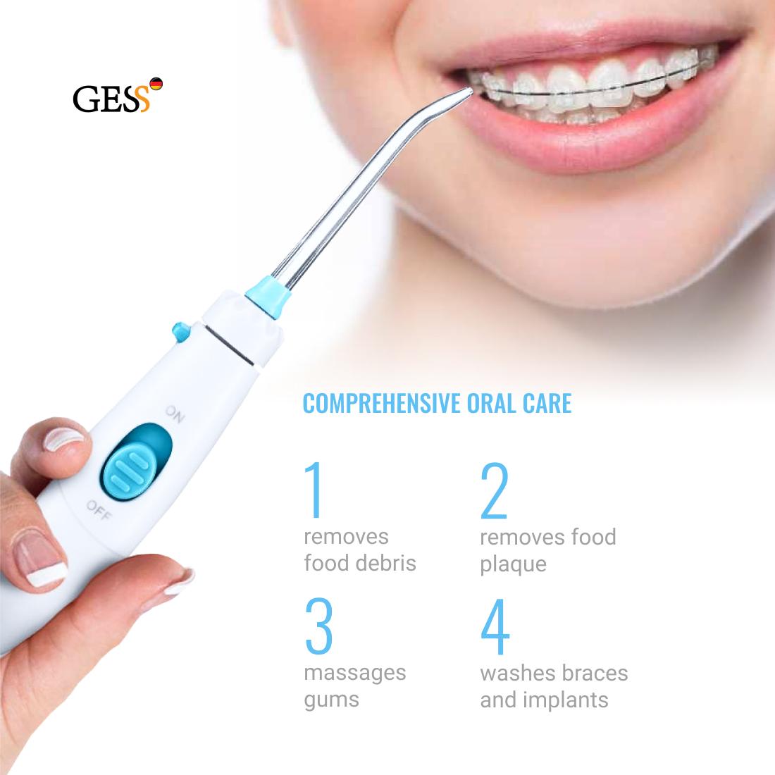 oral irrigator GESS