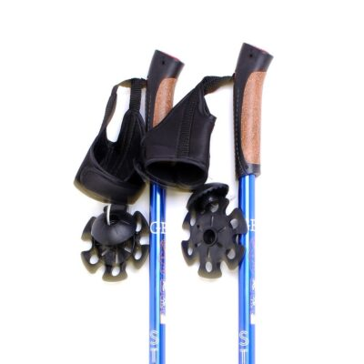 Nordic walking sticks