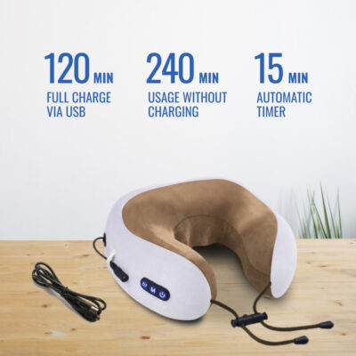 Traveling pillow uTravel